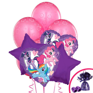 My Little Pony Party Balloon Kit
