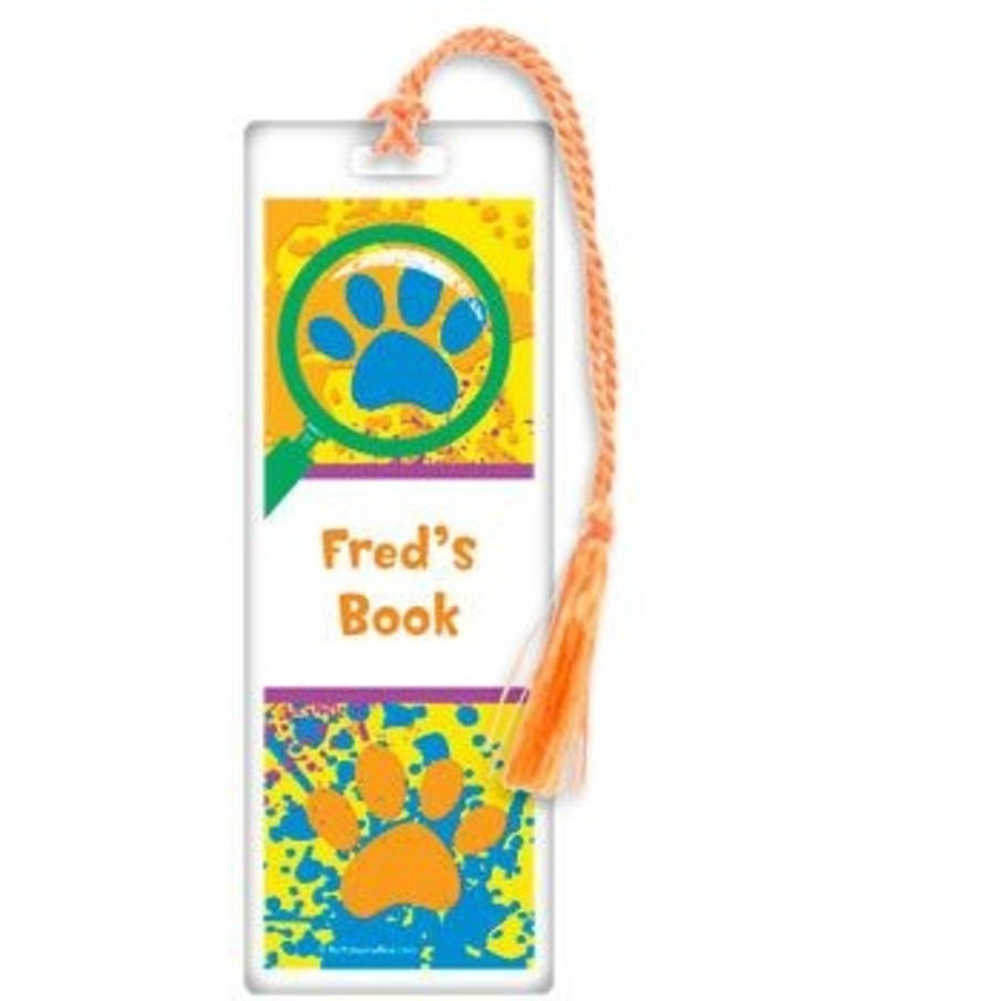 View larger image of Mystery Dog Personalized Bookmark (each)