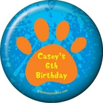 Mystery Dog Personalized Magnet (each)