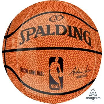 NBA Spalding 16 Basketball Orbz Balloon