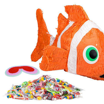 Clownfish Pinata Kit