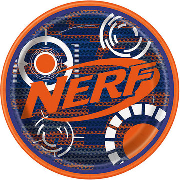 """Nerf 9"""" Plate (8)"""