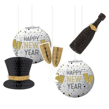 New Year's Hanging Decorations (5)