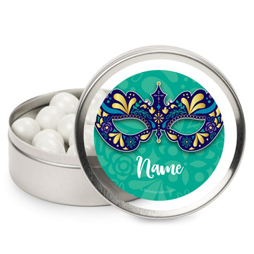 Night In Disguise Personalized Mint Tins (12 Pack)