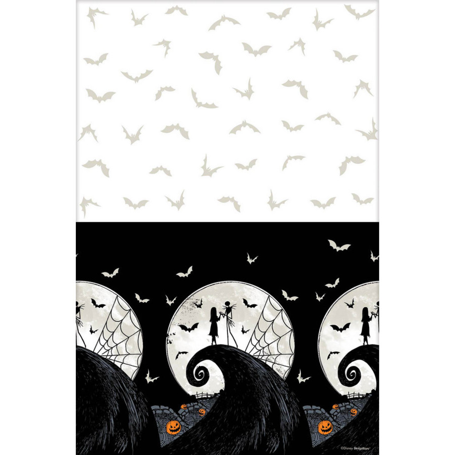 View larger image of Nightmare Before Christmas Plastic Tablecover