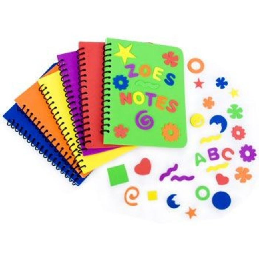 View larger image of Notebook Activity Kit (12-pack)