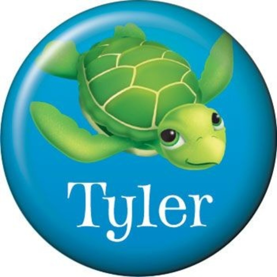 View larger image of Ocean Party Personalized Mini Button (each)