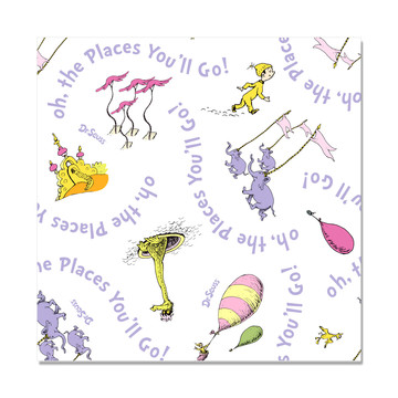 Oh The Places You'll Go Lunch Napkins (16)