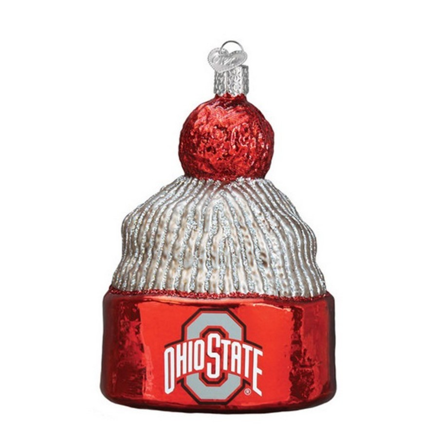 View larger image of Ohio State Beanie Ornament