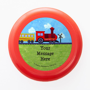 On the Go Personalized Mini Discs (Set of 12)