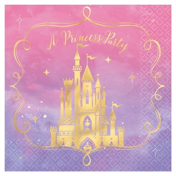 Once Upon A Time Lunch Napkins (16)