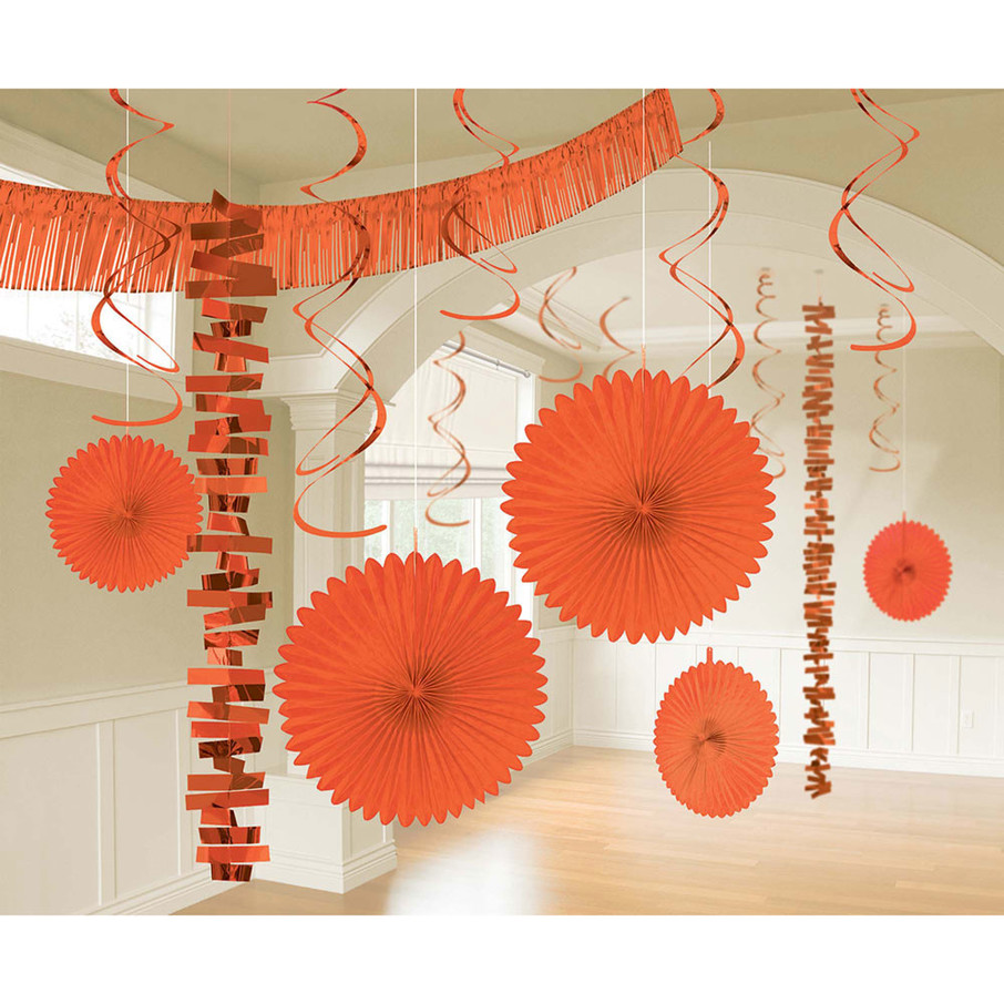 View larger image of Orange Decoration Kit