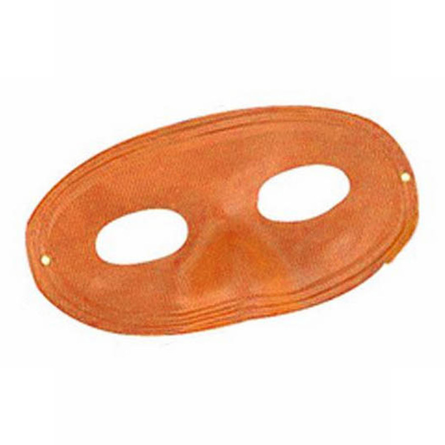 View larger image of Orange Domino Mask