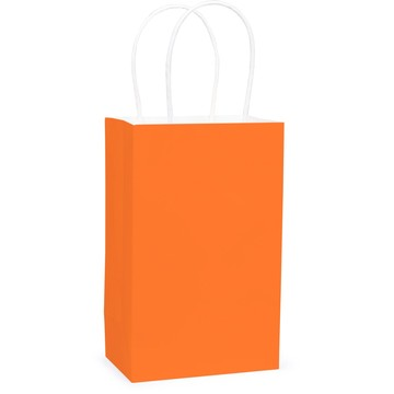 Orange Favor Bag