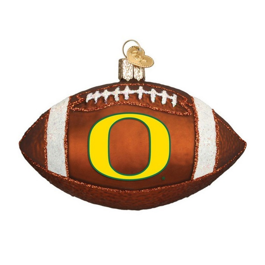 View larger image of Oregon Football Ornament