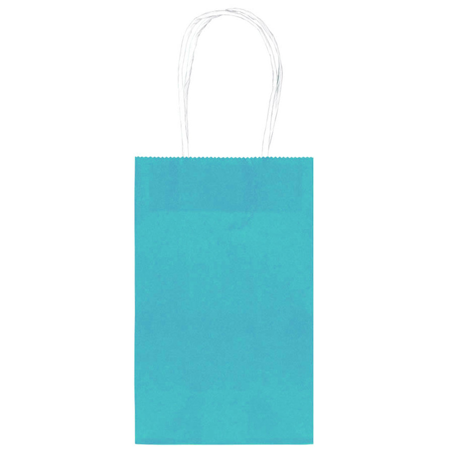 View larger image of Party Bags - Turquoise (10)