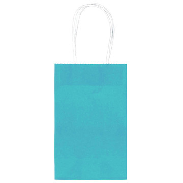 Party Bags - Turquoise (10)