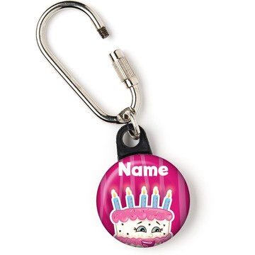 """Partykin Personalized 1"""" Carabiner (Each)"""