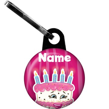 Partykin Personalized Zipper Pull (Each)