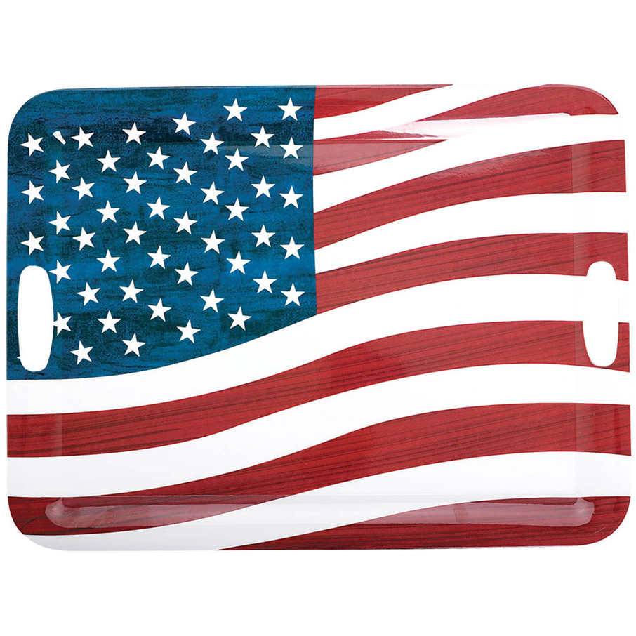 View larger image of Patriotic Serving Tray