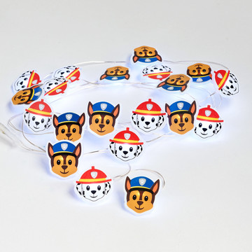 Paw Patrol Christmas Mini Tree Lights - LED