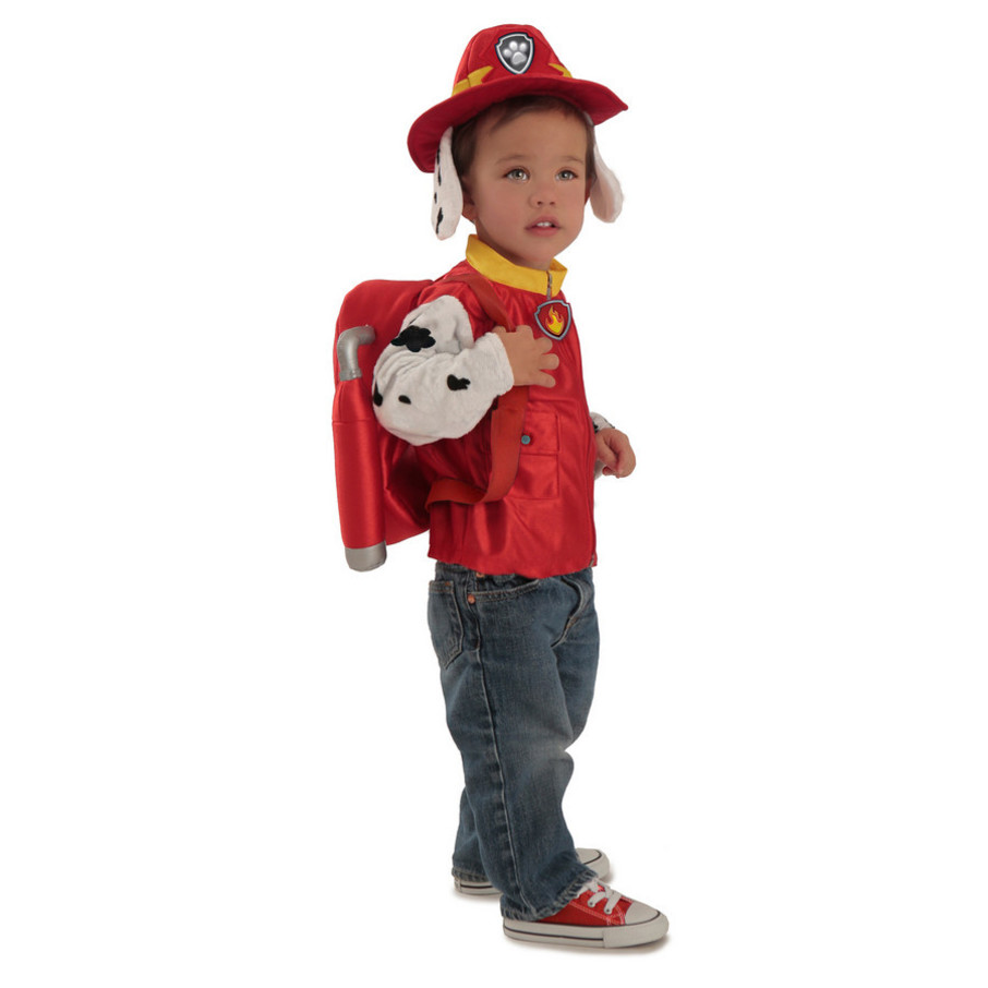 View larger image of Paw Patrol Marshall Child Costume