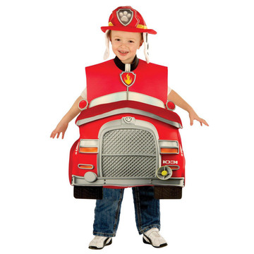 Paw Patrol Marshall Deluxe Kids Costume
