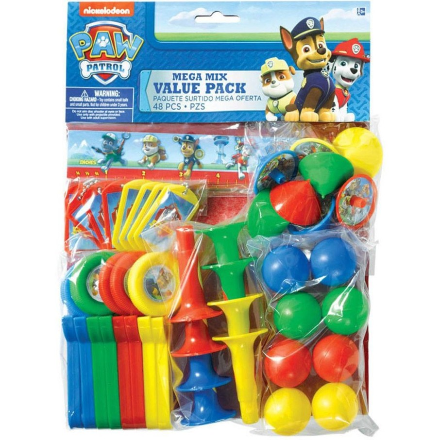 View larger image of Paw Patrol Mega Mix Favor Pack (For 8 Guests)
