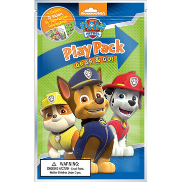 Paw Patrol Play Pack (Each)