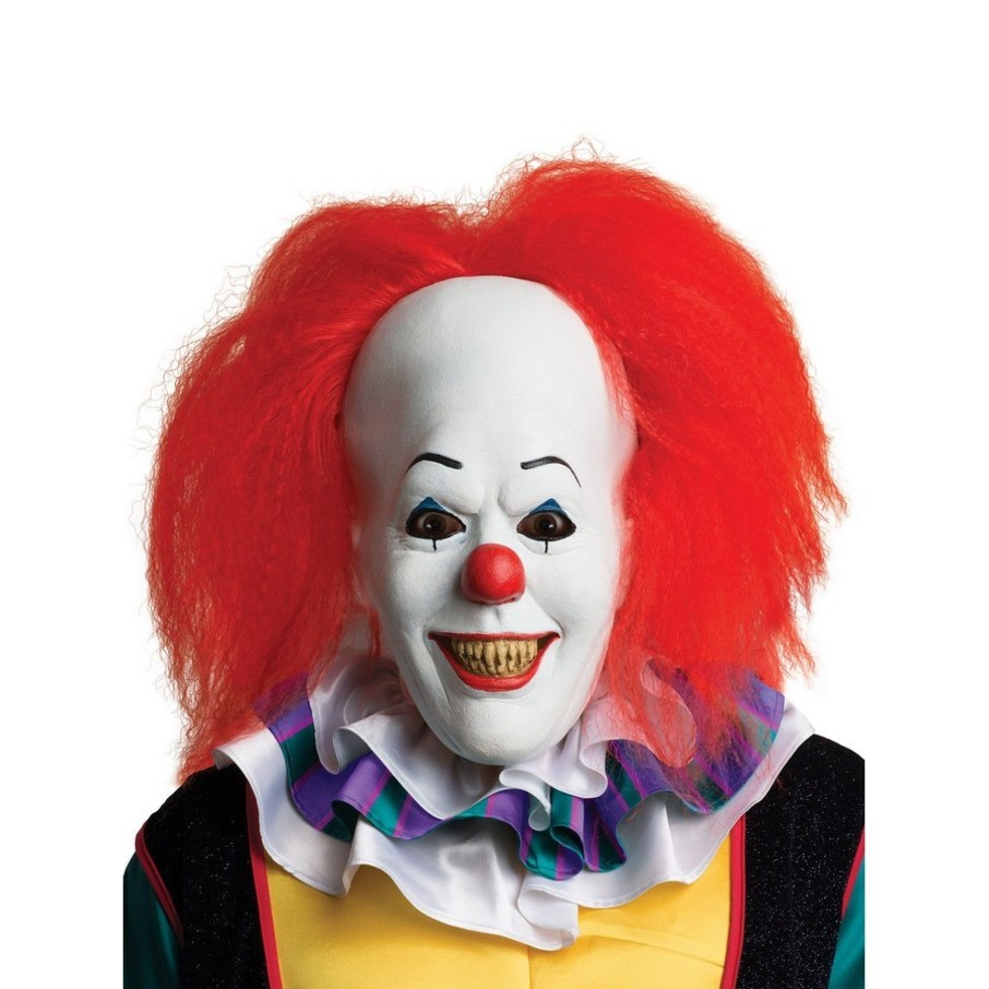 View larger image of Pennywise Ovhd Latex Mask