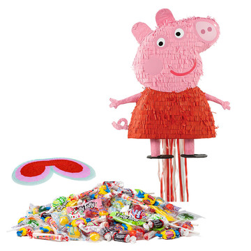 Peppa Pig 3D Pinata Kit