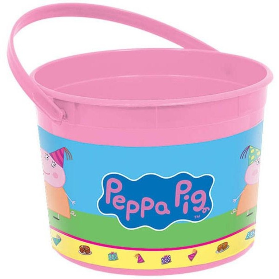 View larger image of Peppa Pig Favor Container