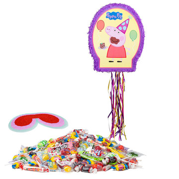 Peppa Pig Pinata Kit