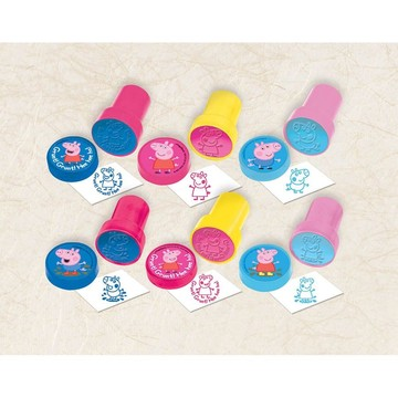 Peppa Pig Stamper Set (6 Pack)