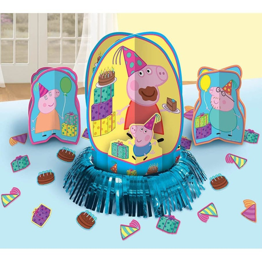 View larger image of Peppa Pig Table Decorating Kit
