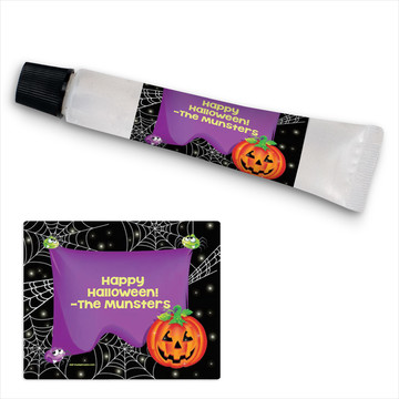 Perfect Pumpkin Personalized Hand Sanitizer Kit (24 Pack)
