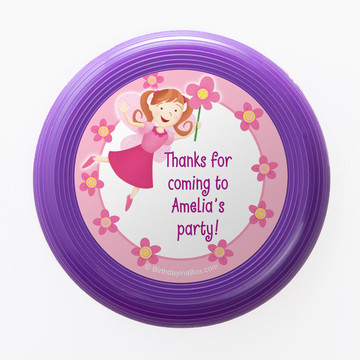 Perfectly Pink Personalized Mini Discs (Set of 12)