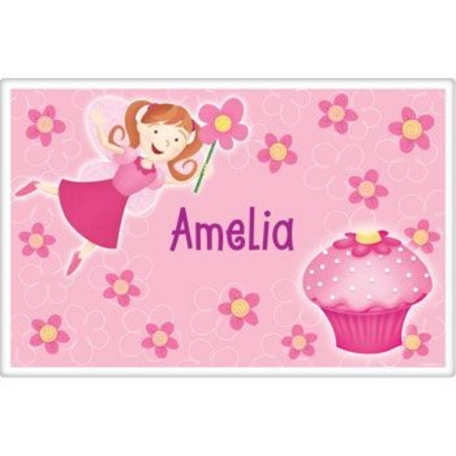 View larger image of Perfectly Pink Personalized Placemat (each)
