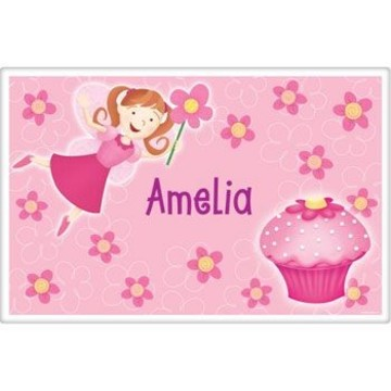 Perfectly Pink Personalized Placemat (each)