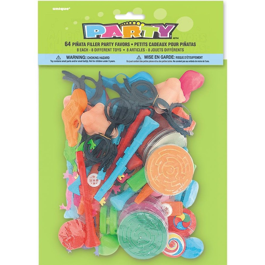 View larger image of Pinata Filler Favors 64pcs (Each)