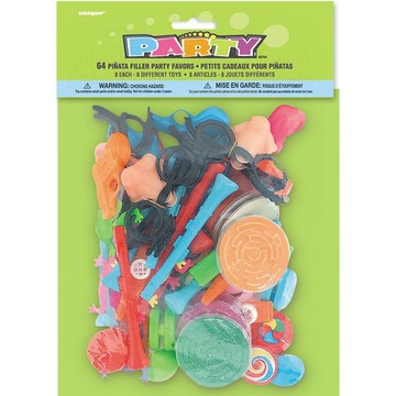 Pinata Filler Favors 64pcs (Each)