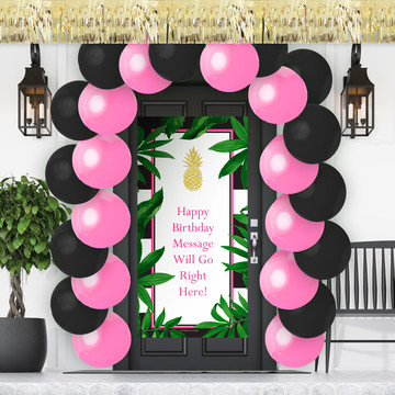 Pineapple Party Doorway Decoration Kit