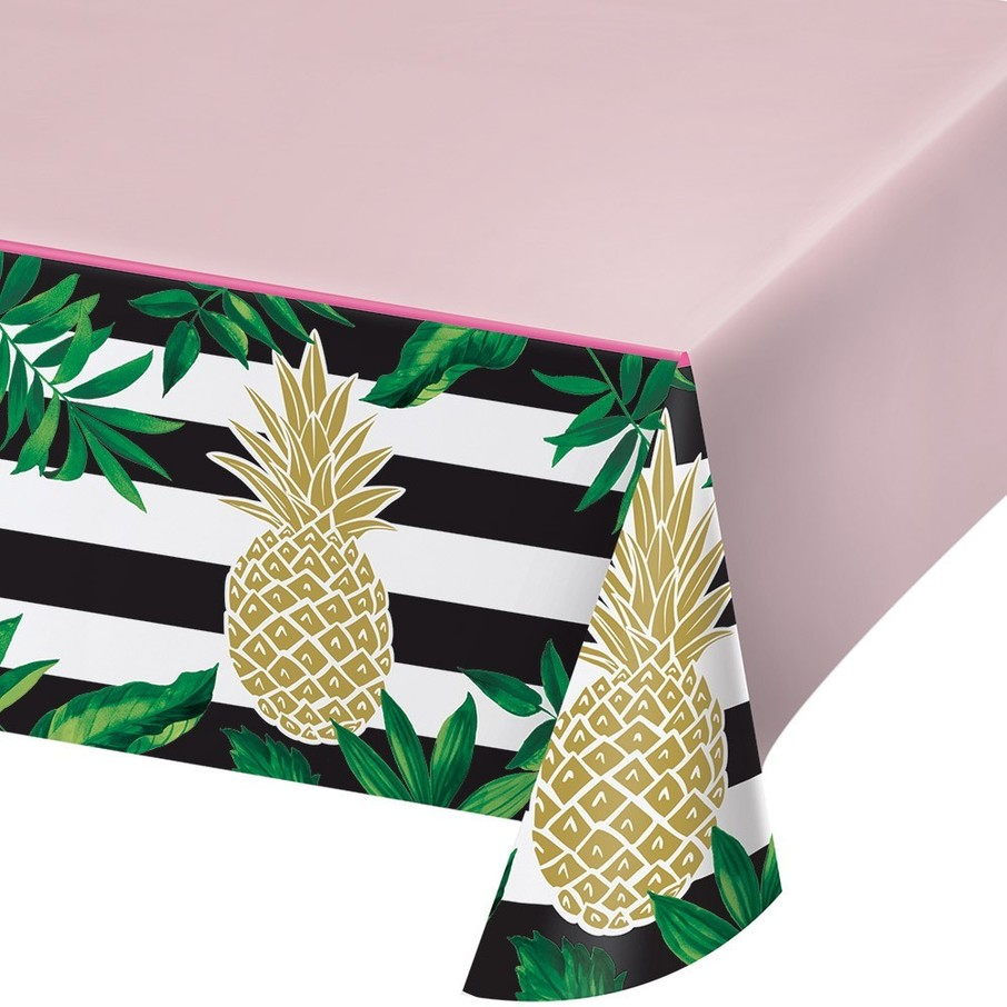 View larger image of Pineapple Plastic Tablecover (1)