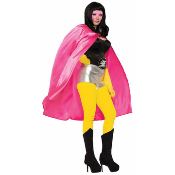 Pink Adult Cape