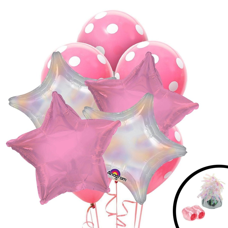 View larger image of Pink Balloon Bouquet
