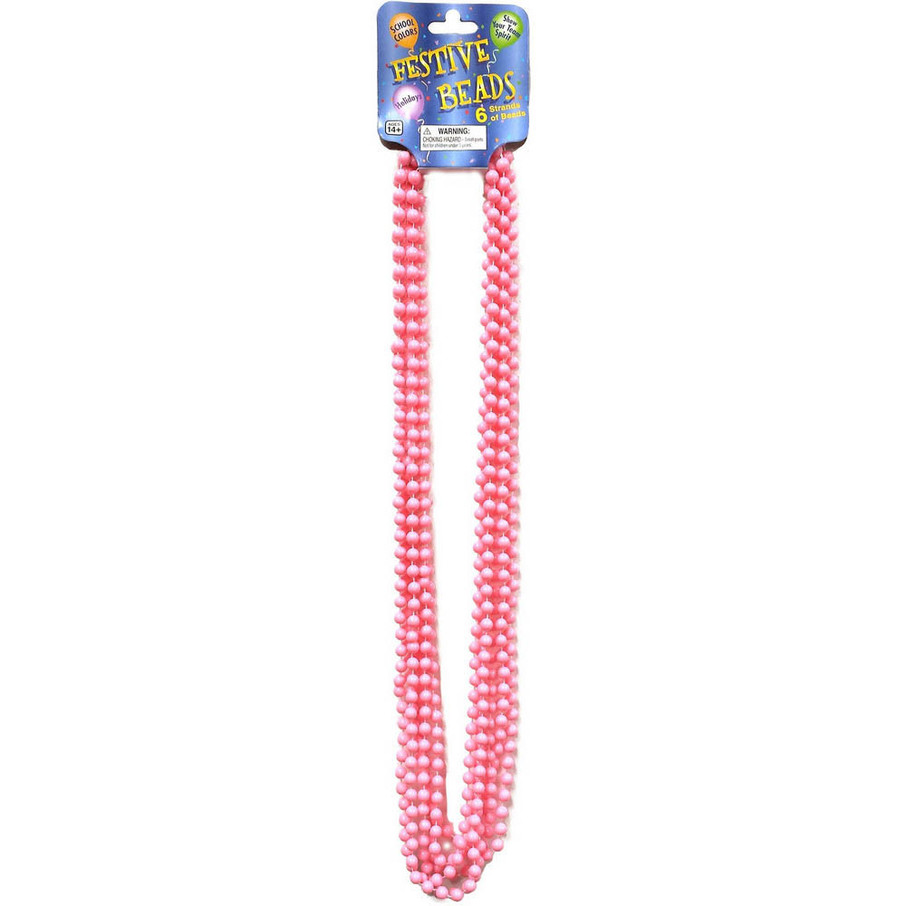 View larger image of Pink Bead Necklace