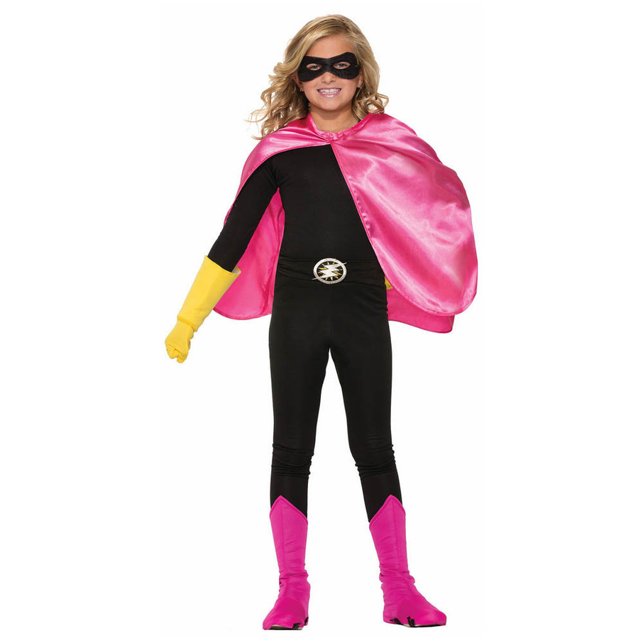 View larger image of Pink Child Cape