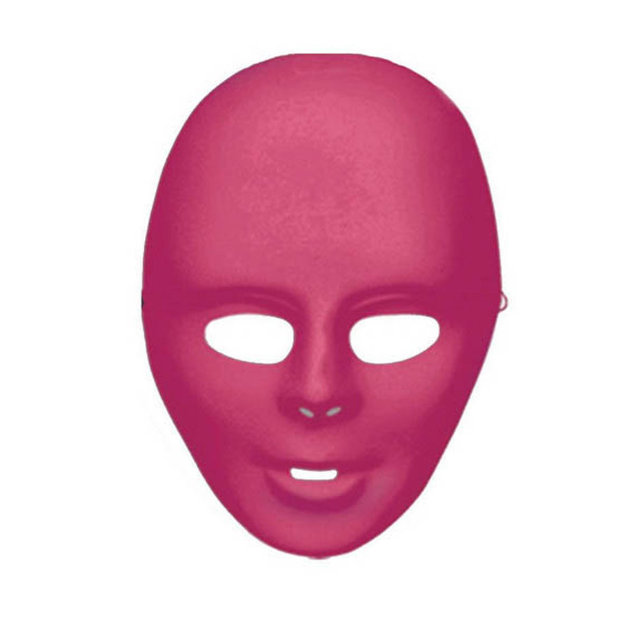 View larger image of Pink Full Face Mask