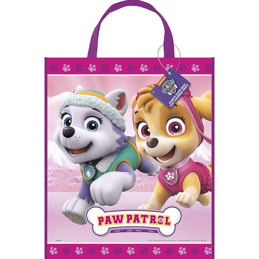 View larger image of Pink Paw Patrol Party Tote (1)