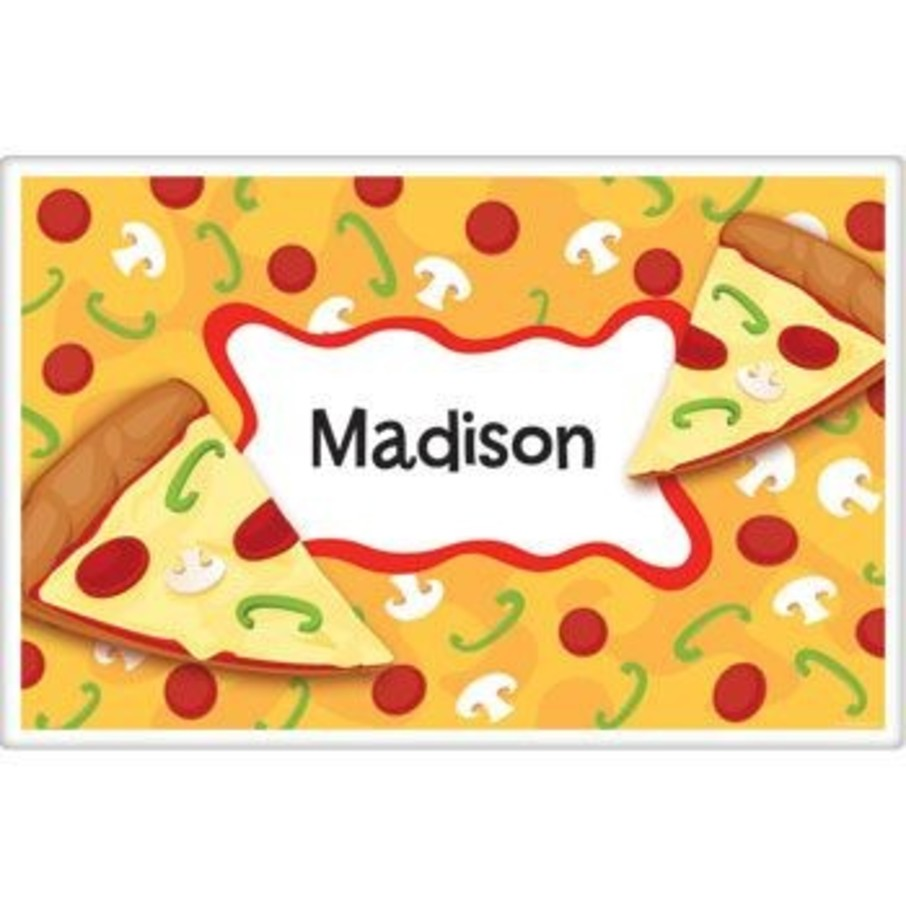 View larger image of Pizza Party Personalized Placemat (each)